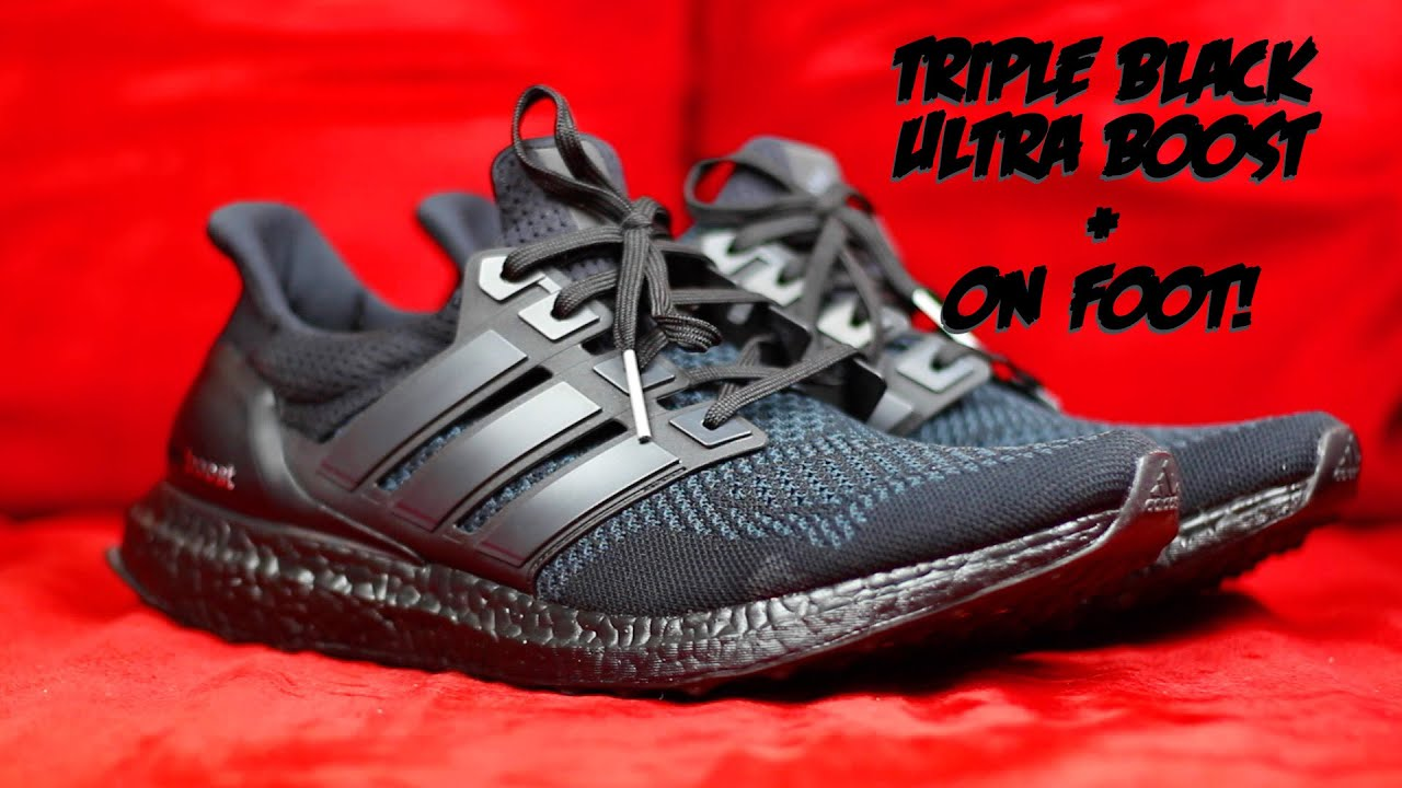 adidas ultra boost 30 triple black 20 adidas yeezy v2 black and red