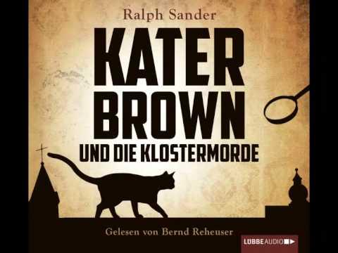 Kater Brown und die Klostermorde YouTube Hörbuch Trailer auf Deutsch