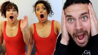 Download THEY SCREAMED WHEN THEY SAW THIS!! (INSANE REACTION) Mp3 and Videos