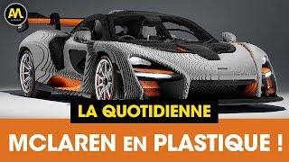La McLaren Senna à gagner, Denis Brogniart nous en dit plus sur le Cayenne Coupé - La Quotidienne #3