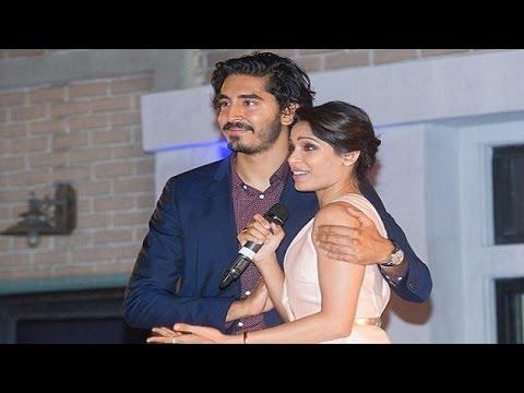 Freida Pinto Has A Special Message For Ex Dev Patel On Oscar Nod