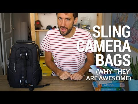 LowePro Slingshot Review (+ Why I Love Sling Bags!)
