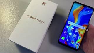 Обзор Huawei P30 Lite (MAR-LX1A)