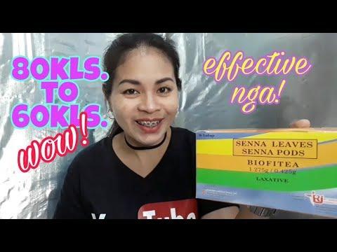 Effective na Pampapayat/Biofitea Review
