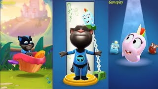My Talking Tom 2 - Android Gameplay HD #7