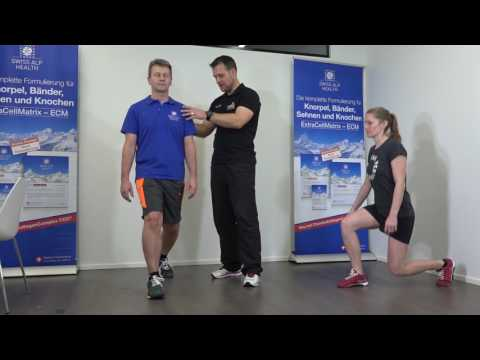 Swiss Alp Health Muskel Training: Knie