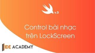 [App Music] 6. Remote Control in LockScreen