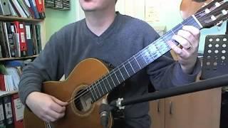 Minor Mood - Trinity Guitar Initial Grade
