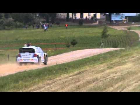 71 Rajd Polski Rally Poland,WRC hopy OS Gołdap
