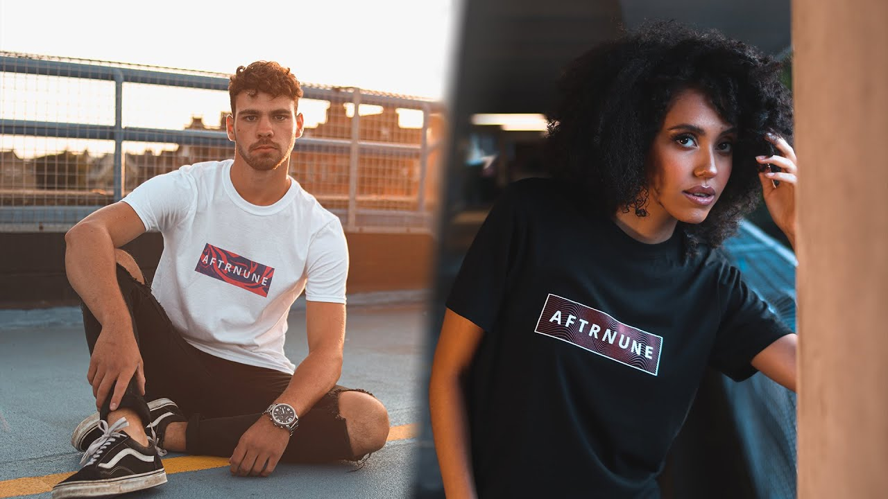 Aftrnune - Clothing Brand Video