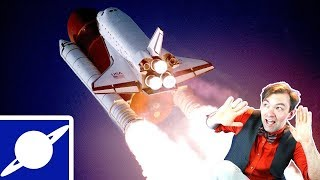 """ISS for Kids! (Part 1) """"Launch"""""""