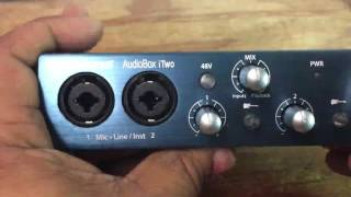 Presonus Audiobox iTwo Review | Audio Interface For iPad [Mobile Tip Tuesday]