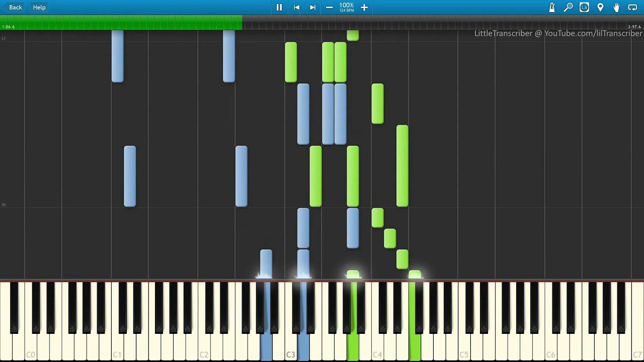 Drake - Hotline Bling (Piano Cover) Kehlani x Charlie Puth Version by LittleTranscriber - YouTube