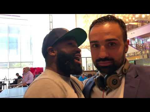 Adrien Broner & Paulie  Malignaggi Must See Video At What Age Did They Start Boxing