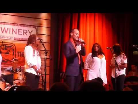 Paul Thorn and Friends -  Love Train - Thirty Tigers Gospel Brunch at 2017 Americanafest