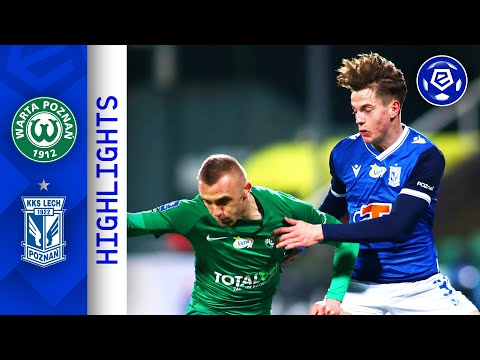 Warta Lech Poznan Goals And Highlights