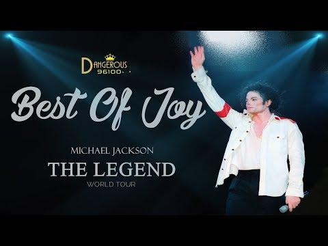 Michael Jackson - Best Of Joy -  The Legend World Tour