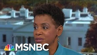 Former-Rep. Donna Edwards: I Eexperienced Harassment On Capitol Hill | Andrea Mitchell | MSNBC