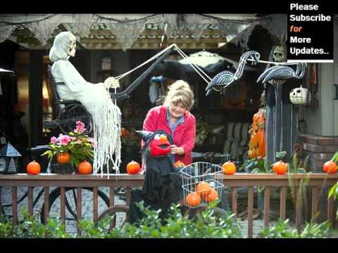 collection of scary halloween decoration scary halloween decor - Spooky Halloween Decor
