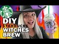 🔮DIY Starbucks Witches Brew Frappuccino, Corinne VS Coffee