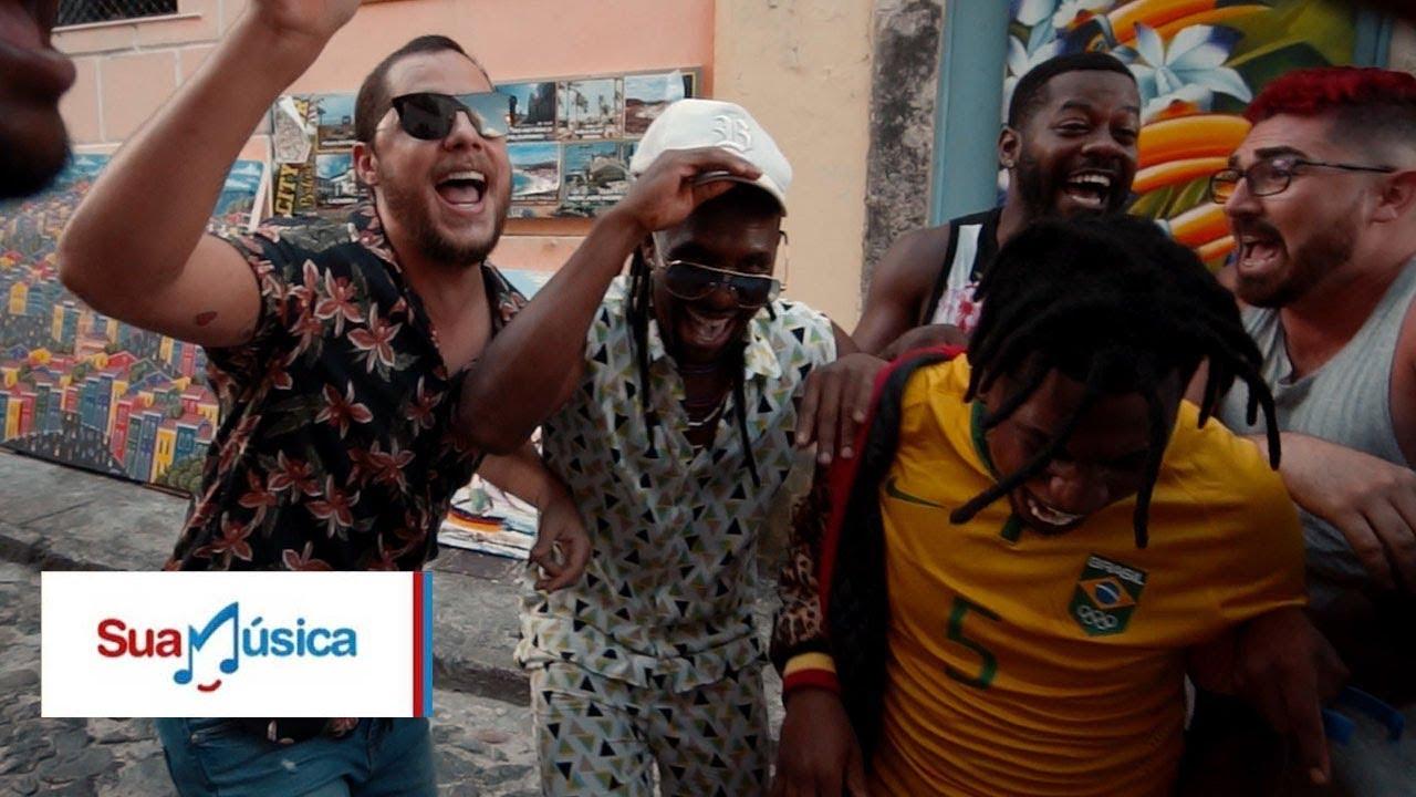 Banda Jammil Part Beto Jamaica Resenha Do Dread Sua Musica