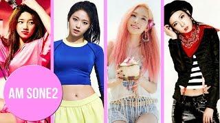 [TOP100] K-pop Queens Girl Groups Official List of Pantip 2015 HD