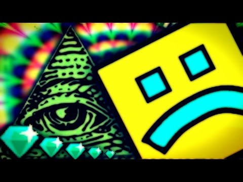 TOP 5 NIVELES MLG EN GEOMETRY DASH!