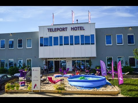 Amsterdam Teleport Hotel - The best choice for young city travelers.