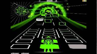 Audiosurf . TranceCore Project - The last of the mohicans.