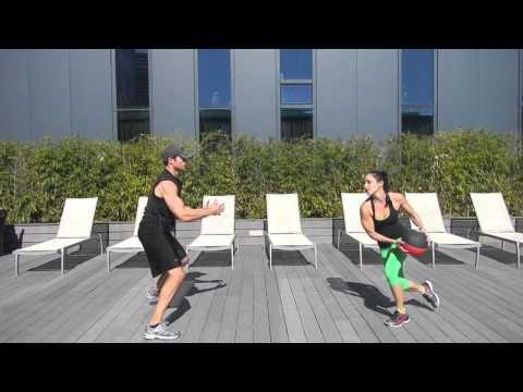 PARTNER Med Ball Exercises