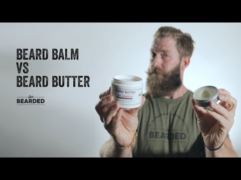 Our Beard Butter Recipe | Live Bearded