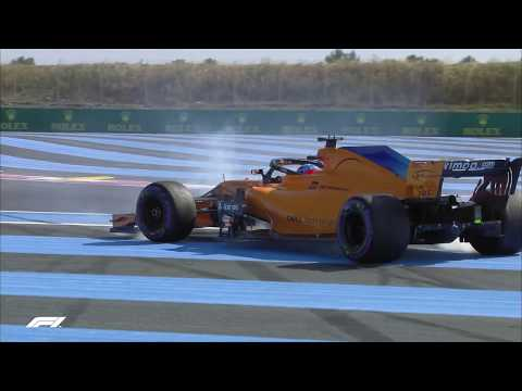 2018 French Grand Prix: FP2 Highlights