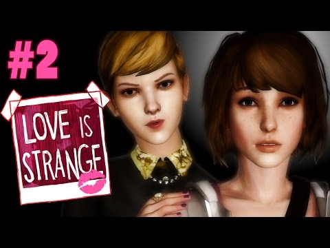 SHE'S TOUCHING ME - Let's Play: Love Is Strange:Victoria's Route Part 2 [Life Is Strange Dating Sim]