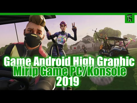 10 Game Android High Graphic Yang Sama Dengan Game PC/Konsole 2019 - Offline & Online - 동영상
