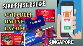online lazada shopping cara beli barang online di lazada singapore screenshot 3