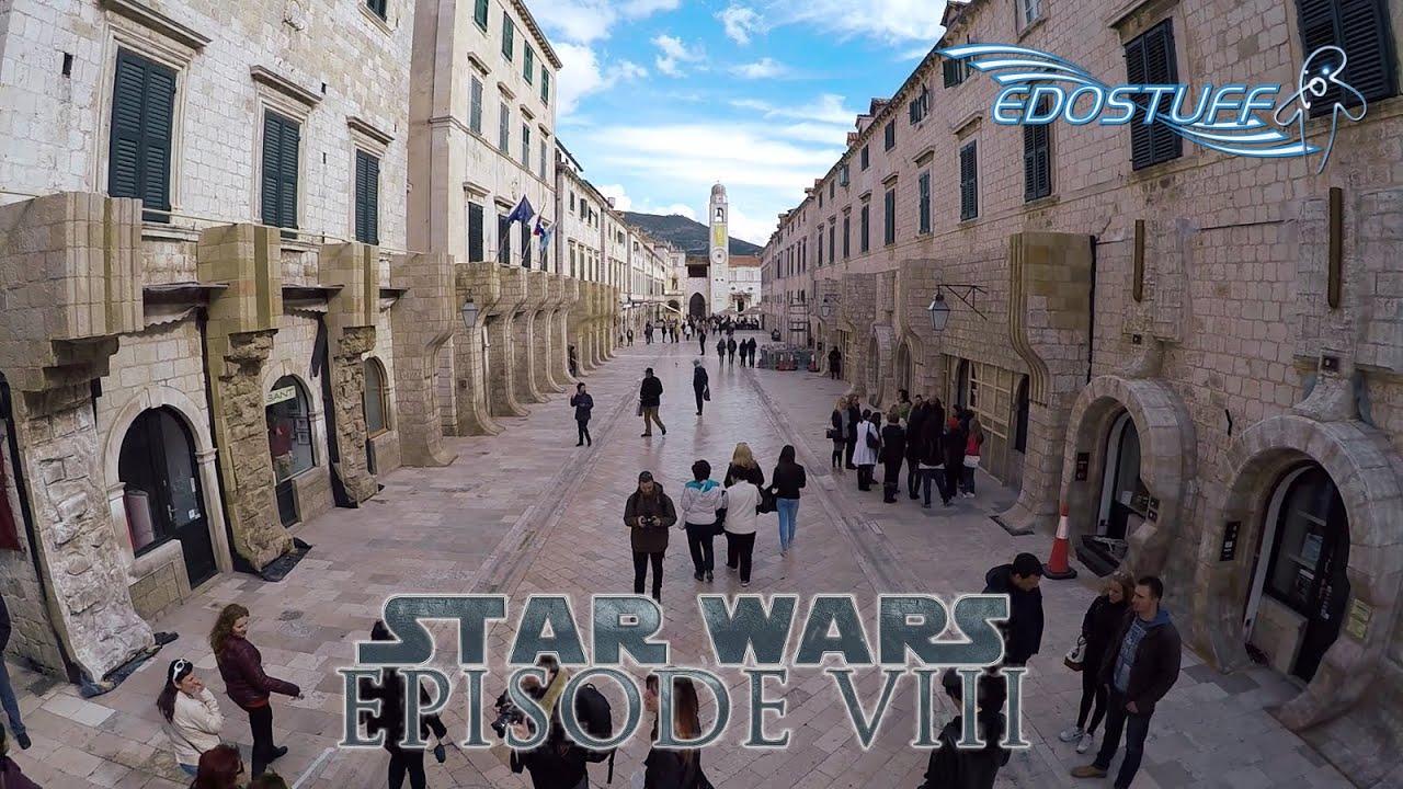 Geography Hd Wallpaper Star Wars Episode Viii On Set In Dubrovnik Croatia Hd