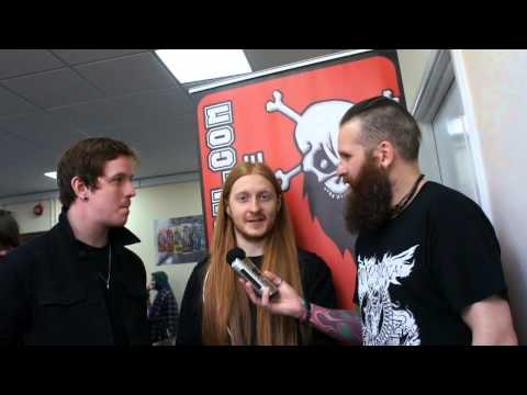 Bleed From Within Takedown Festival Interview 2015