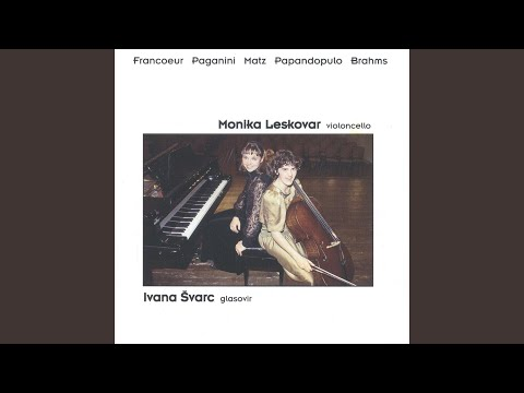 Sonata U E-Duru, Adagio Cantabile