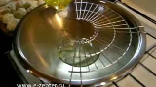 Жареные пирожки во фритюре - видео рецепт