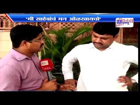Dhananjay munde  says about Gopinath munde