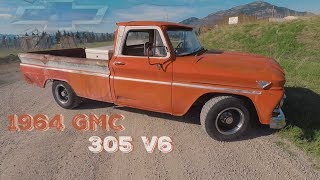 1964 GMC Custom Cab Pickup 305 V6 (UPDATE)