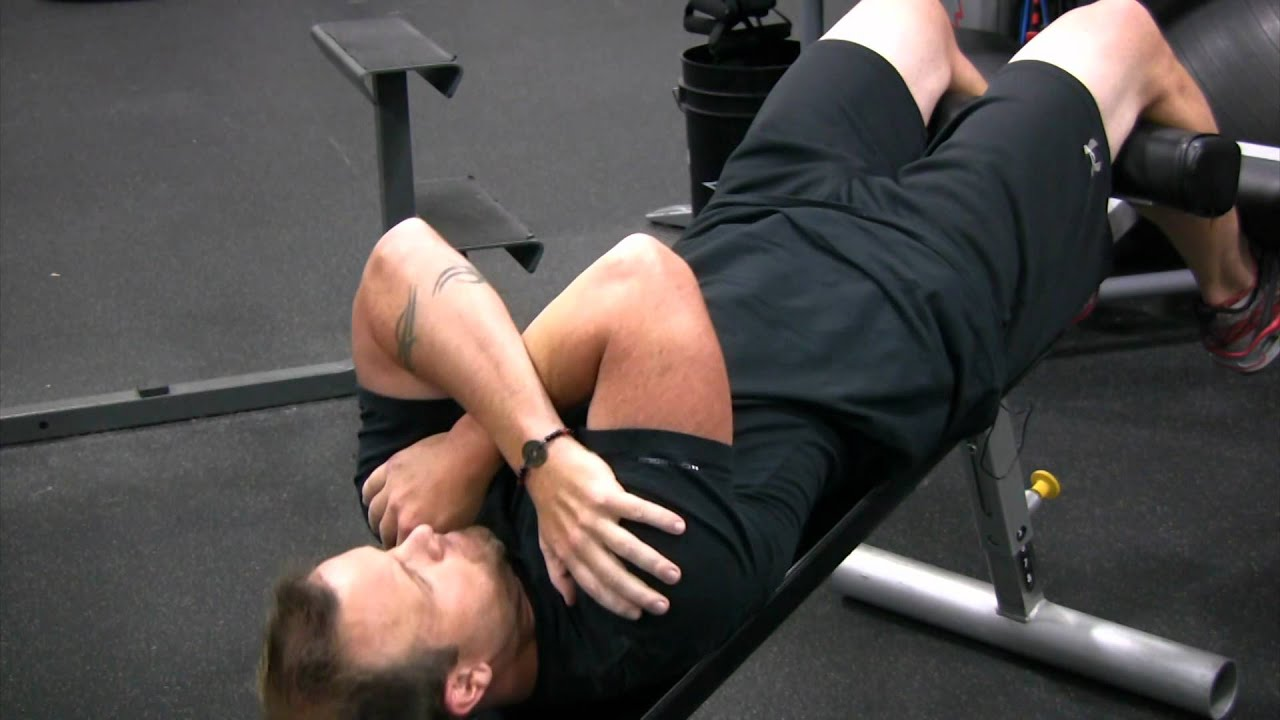 How To Use A Sit Up Bench : Advanced Exercise Tips