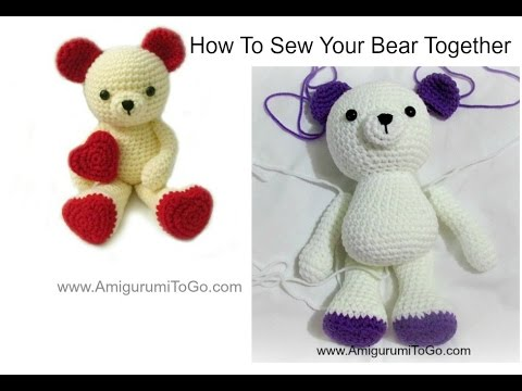 Crochet tutorial /How to crochet koala bear - YouTube (With images ... | 360x480