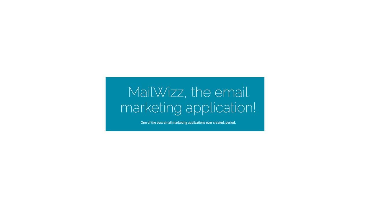 MailWizz - Email maketing - Cập nhật ứng dụng MailWizz của bạn
