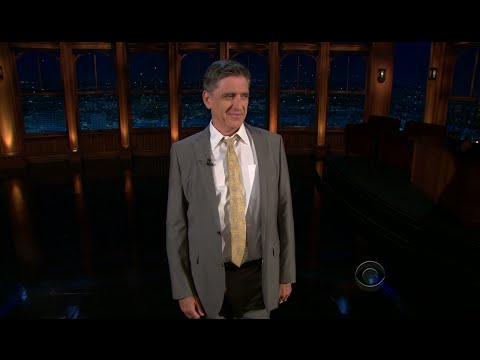 Late Late Show with Craig Ferguson 9/5/2011 Julie Chen, Annie Duke