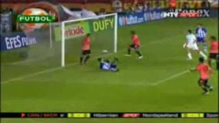 Galatasaray 2 - 2 OFK Beograd (UEFA Europa League Third Qualifying Round  29.07.2010)