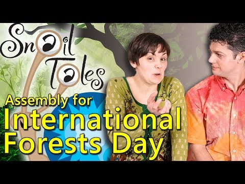 Forests Day Folk Tale | Storytelling Assemblies On Demand