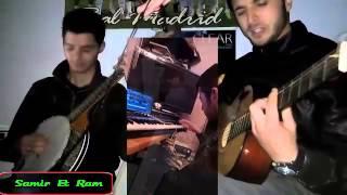 Ram et Samir Chantent Slimane Azem Fièrté de la Kabylie (Cover 2015)