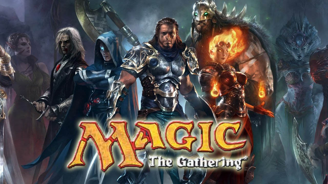 MAGIC: THE GATHERING Headed To Big Screen