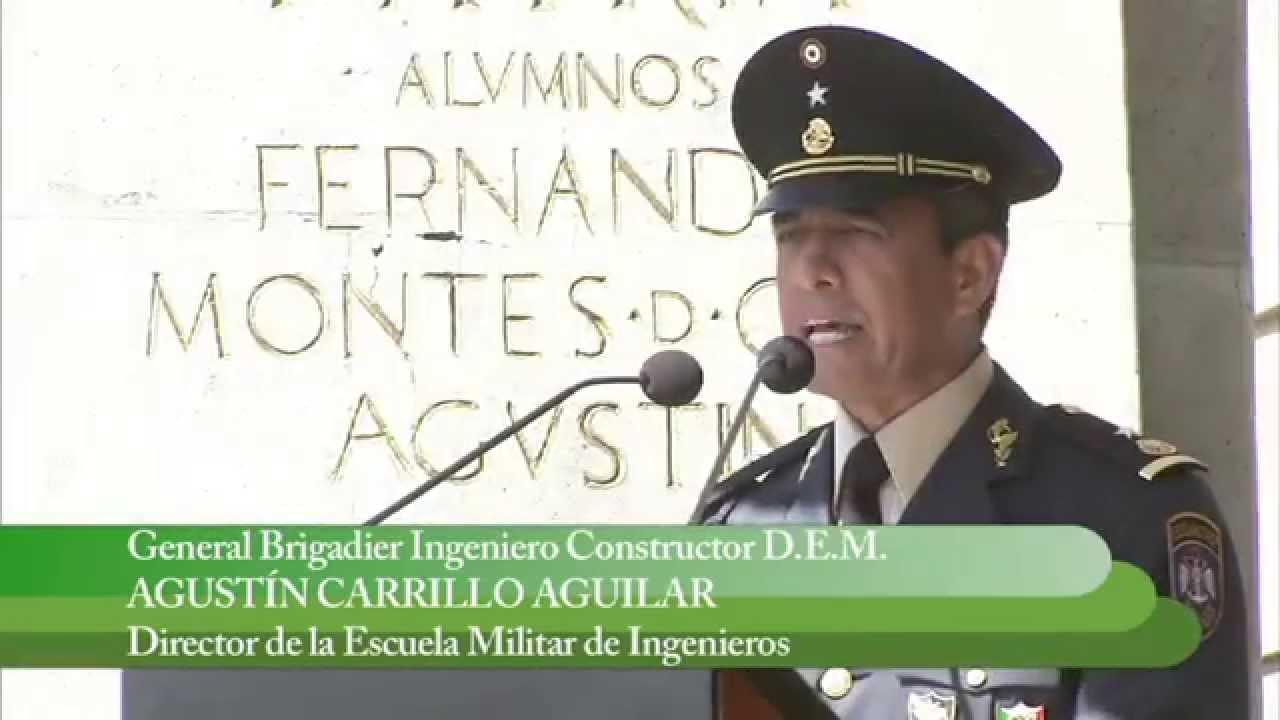 Graduaci N Escuela Militar De Ingenieros Youtube